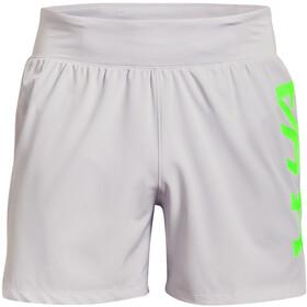 Under Armour Speedpocket 5'' Shorts Men, halo gray-hyg